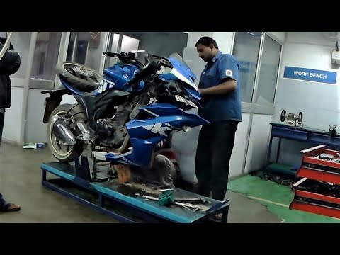 Changing All Parts | Suzuki Gixxer SF | Too Cheap