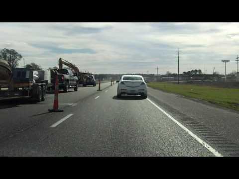 US 90 - Louisiana (LA 182 to US 90 BUSINESS) eastbound