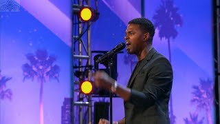 America's Got Talent 2017 Johnny Manuel Blows the Judges Away Full Audition S12E05