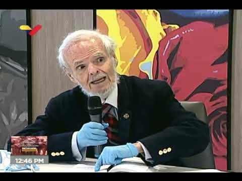 Luis Britto García sobre el contrato de SilverCorp para realizar una incursión militar en Venezuela