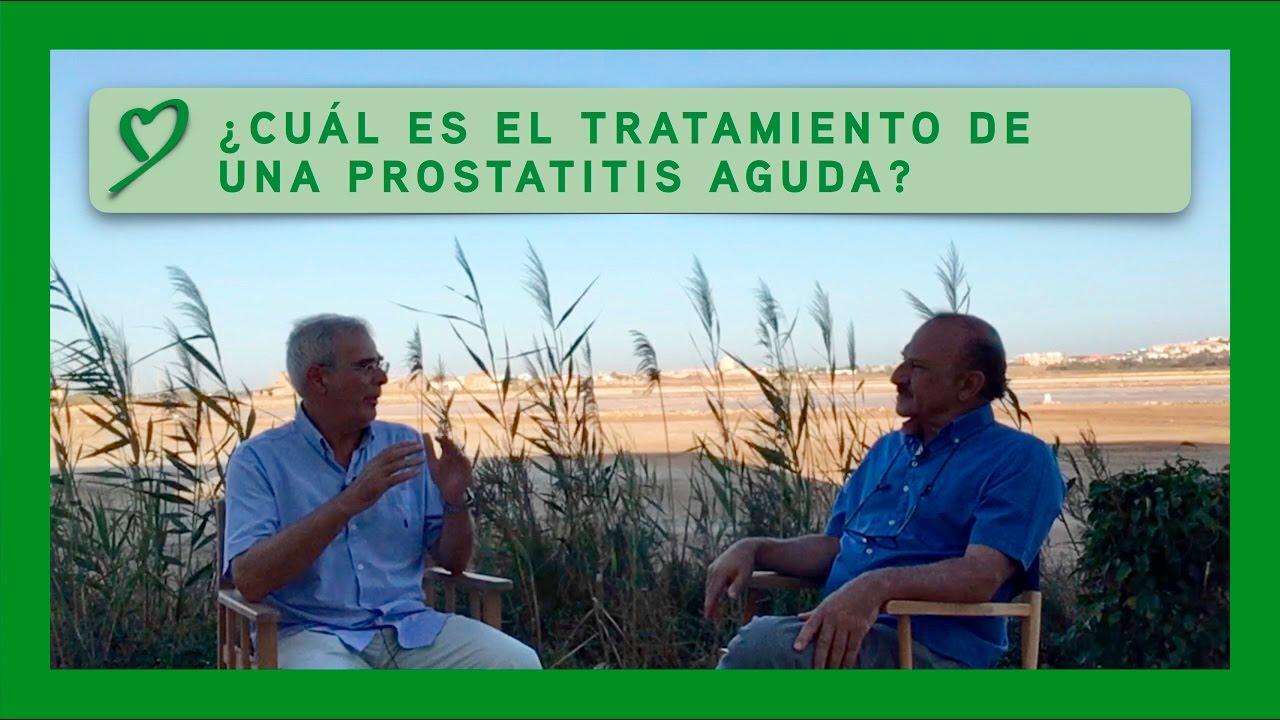 acido urico y prostatitis