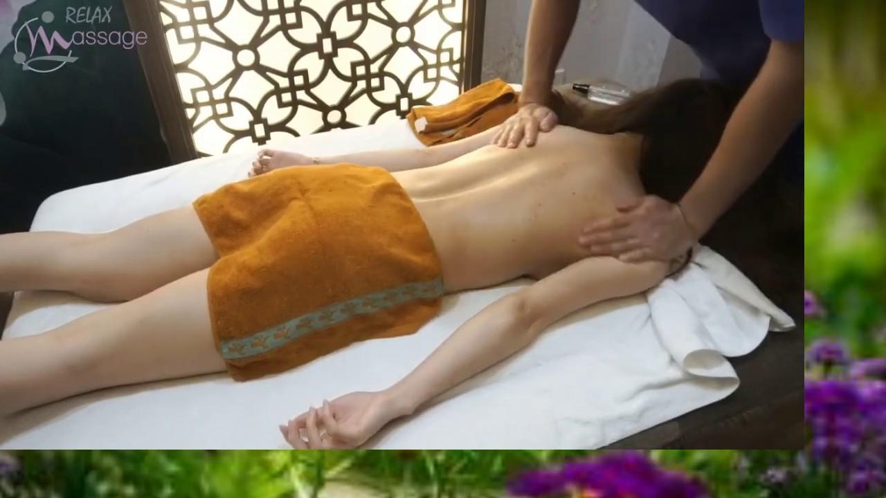 Japanese massage | massage body | - YouTube