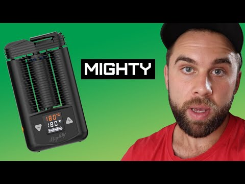 Mighty Review & Vaporizer Tutorial