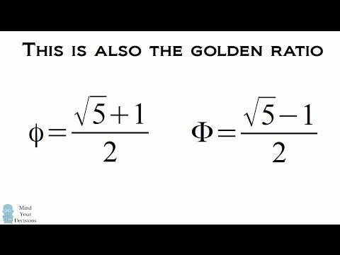 The media got the math wrong the golden ratio youtube publicscrutiny Choice Image