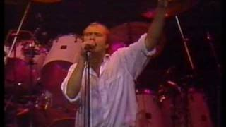 Genesis Invisible Touch Live 1987