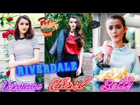 DIY RIVERDALE HALLOWEEN COSTUMES!! Betty Cooper 8746ceeb0e