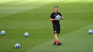 Kovac vor Benfica: