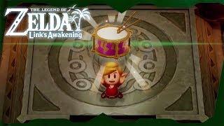 Turtle Rock Dungeon Walkthrough | Zelda: Link's Awakening for Switch ᴴᴰ (2019)