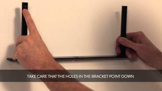 How To: Fixing A Floating Shelf To Your Wall - English