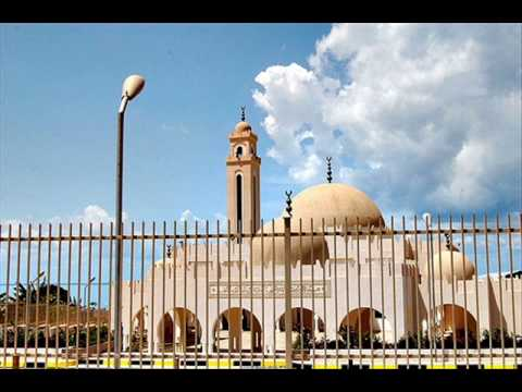mosques: (Guinea, Sierra Leone, Burkina Faso, Nigeria, Comoros)