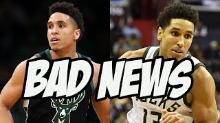 Malcolm Brogdon's Injury Could Be A Really Big Deal