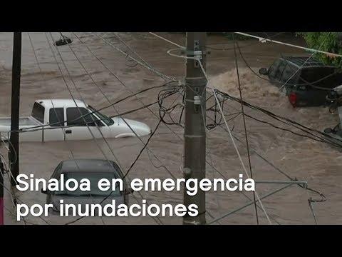 Sinaloa enfrenta las peores inundaciones en décadas - Despierta con Loret