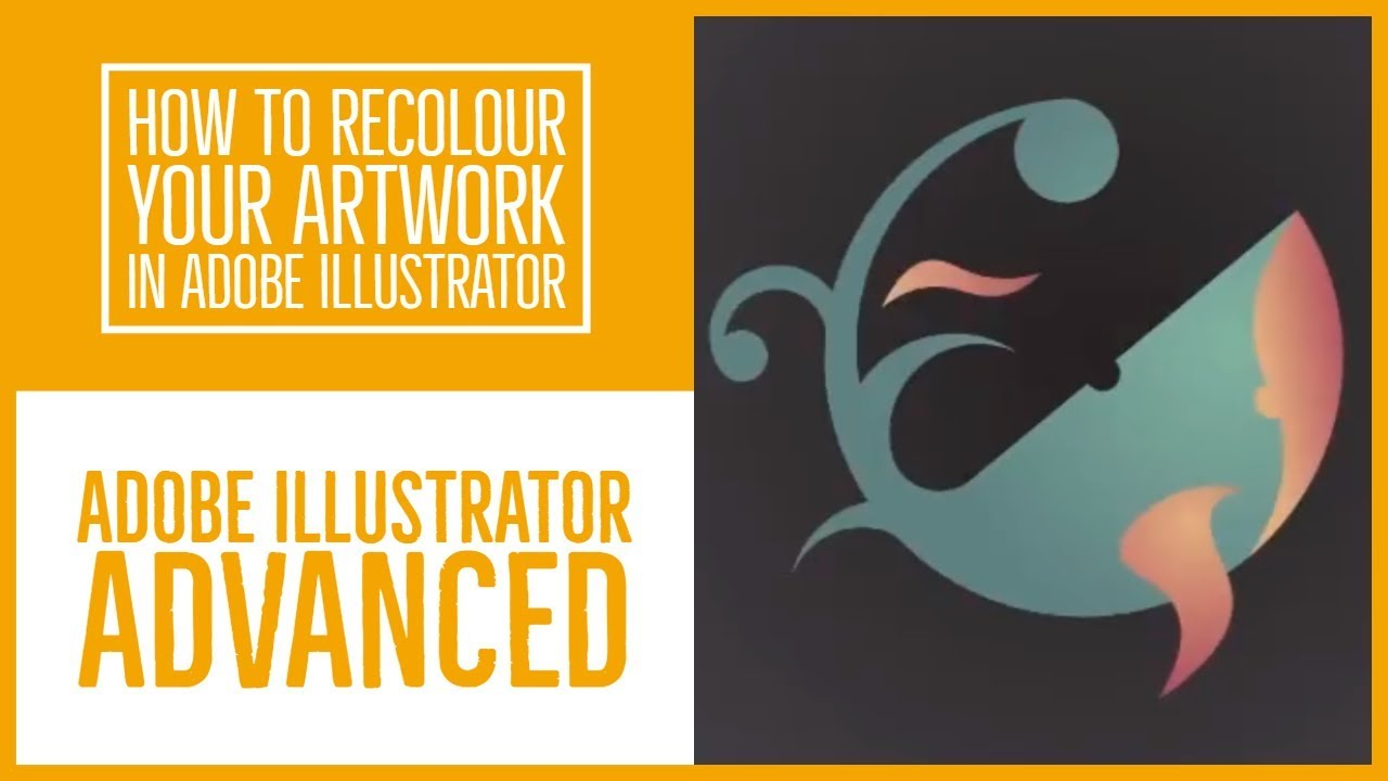 how to recolour your artwork in adobe illustrator illustrator rh youtube com Car Owners Manual Manuals for Dell Laptops