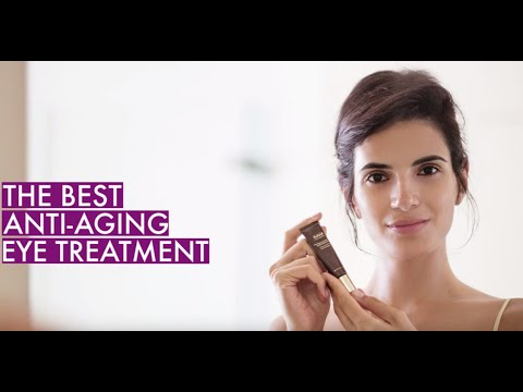 Mineral Moments: Best Anti-Aging Eye Treatment