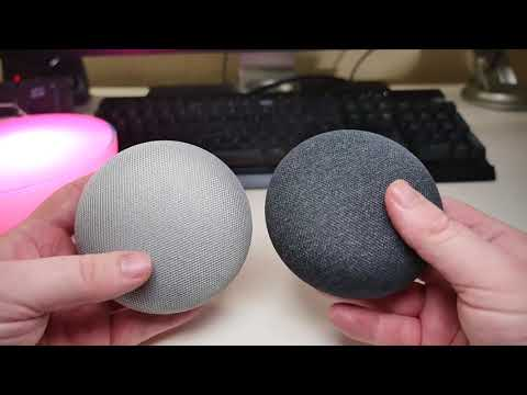 Google Home Mini BEST FEATURE BROADCAST + Chalk vs Charcoal