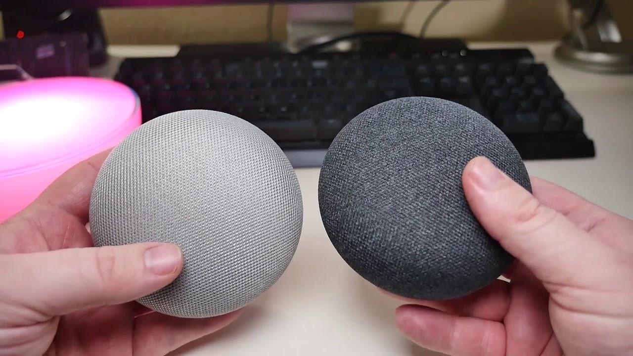 Google Home Mini BEST FEATURE BROADCAST + Chalk vs Charcoal - YouTube 07eacdac4