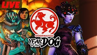 Overwatch's Lunar New Year Event Live
