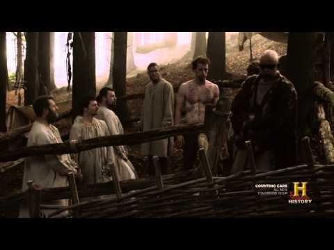 Vikings - Sacrifice Scene