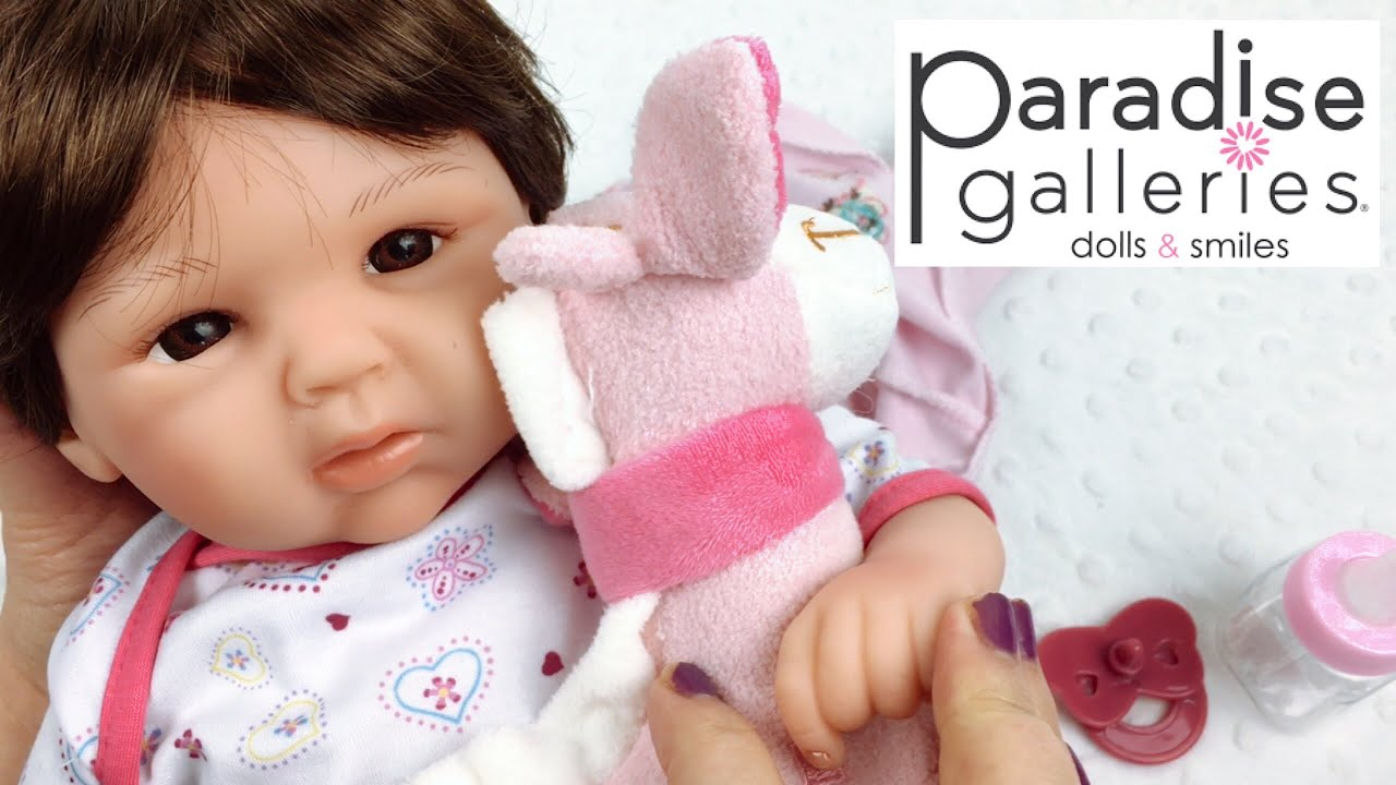 61fad5f36 Paradise Galleries Tall Dreams Ensemble Doll Unboxing. Sweetheart Babies