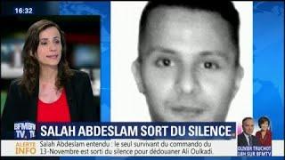 Salah Abdeslam sort de son silence