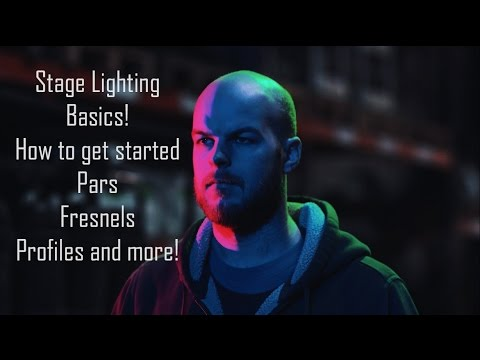 The Basics of Stage Lighting