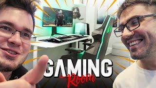 Gaming room za 50k!