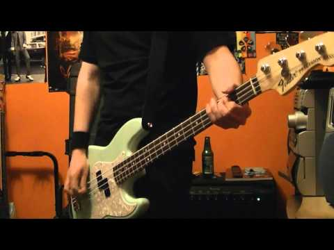 Blink 182 Every Time I Look For You Bass Cover New Mark Hoppus Fender  Signature 2011