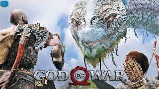 God of War PS4 NOVO Trailer da Histria Dublado em PT BR