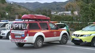 Spain: Rescue ops make breakthrough in search boy trapped in borehole