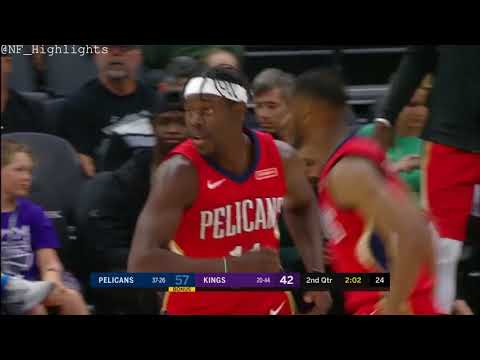 Jrue Holiday   23 PTS 8 AST: All Possession Highlights (2018-03-07)