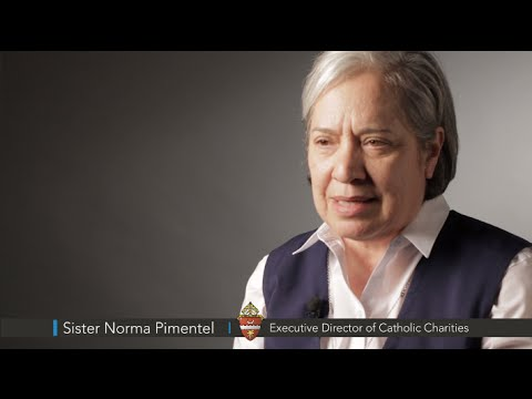 Faces of Immigration - Sister Norma