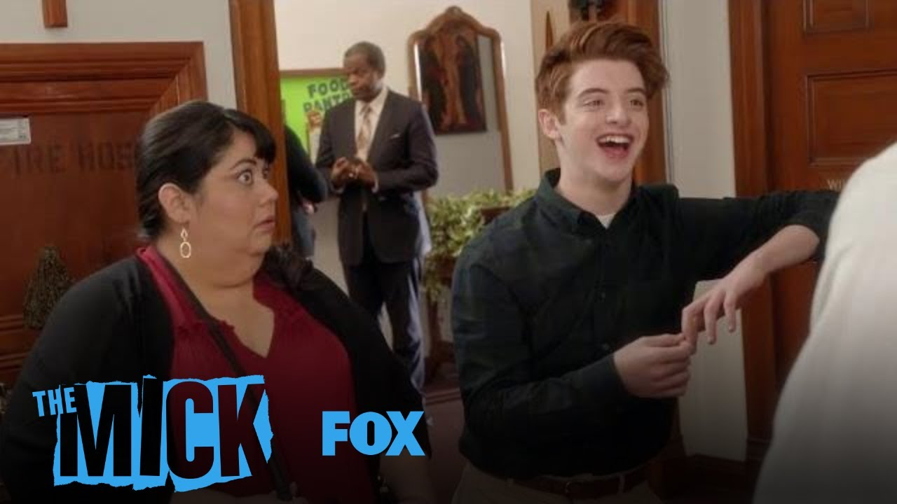 Chip Talks To Father Z After Church | Season 2 Ep. 14 | THE MICK