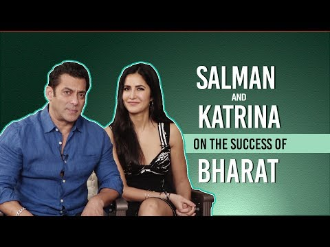 Bharat | Salman Khan and Katrina Kaif's EXCLUSIVE interview on the success of the film