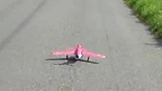 Mig 15 road takeoff