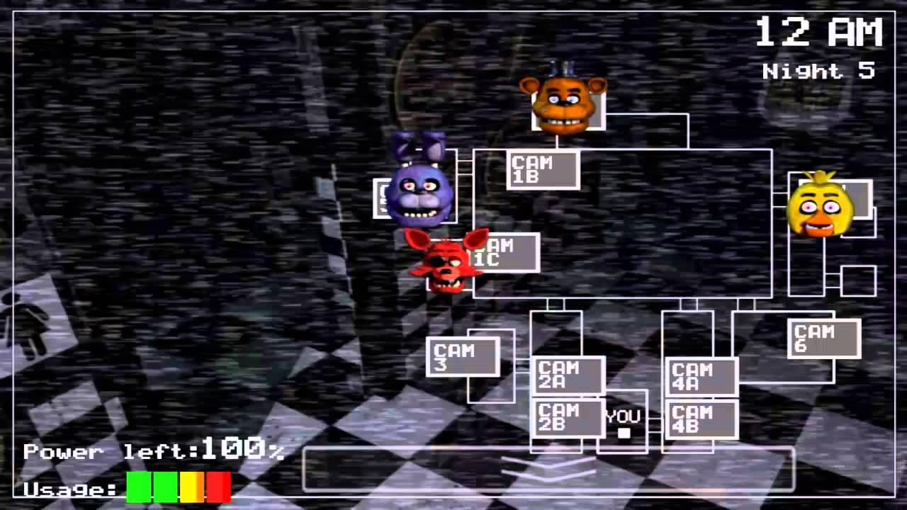 five nights at freddys 2 apk revdl