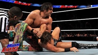 The Miz vs. Fandango: WWE Main Event, Feb. 5, 2014