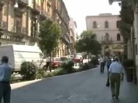 Arte e paesaggio un video per la tua citt caltaniss for Villa isabella caltanissetta