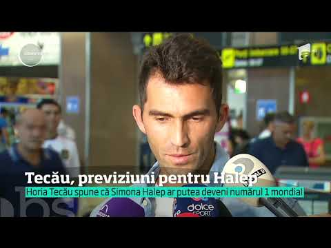 Horia Tecău consideră că Simona Halep ar putea deveni numărul 1 mondial
