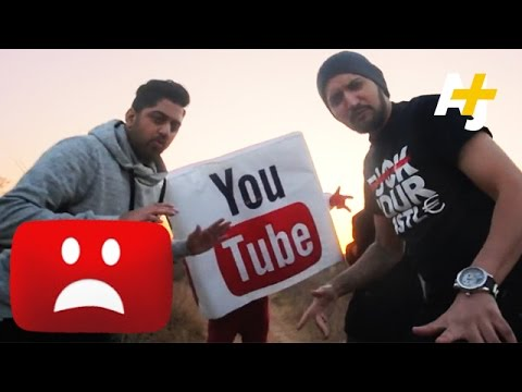 Rap Group Banned From YouTube In Pakistan – And So Is Everything Else