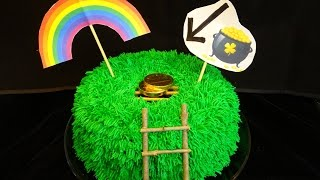 Leprechaun Trap Cake- with yoyomax12