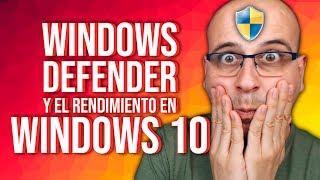 😱 Windows Defender: el antivirus que más ralentiza a Windows 10   La red de Mario