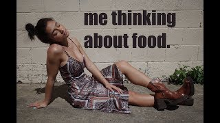 WHAT I EAT IN A DAY (and then I have a breakdown)