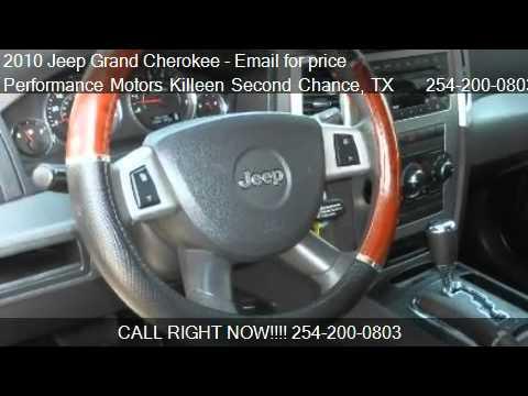 2010 Jeep Grand Cherokee Laredo For Sale In Killeen Tx