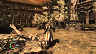 The Cursed Crusade. Xbox 360. 1080.P. Gameplay Part.35.