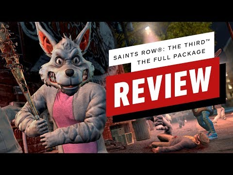 Saints Row: The Third - The Full Package Review (Nintendo Switch)