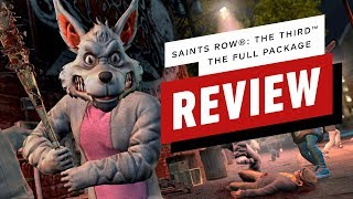 Saints Row: The Third - The Full Package Review (Nintendo Switch) (Video Game Video Review)