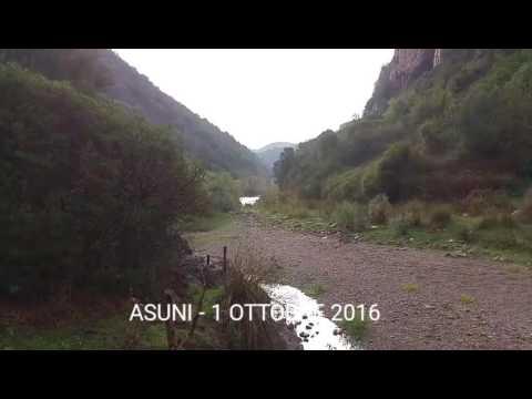 Onda di Piena - Asuni 1 ottobre 2016