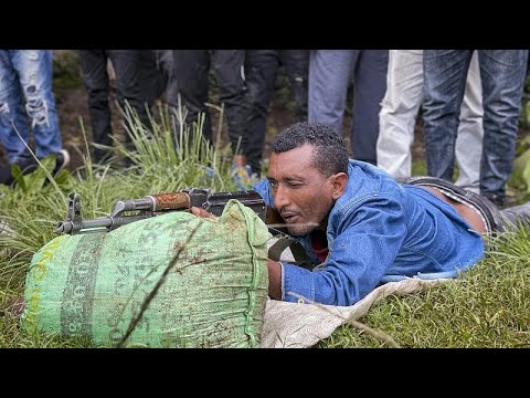Amhara militia take up arms against Tigray rebels