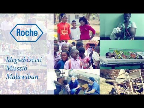 Neurosurgeon's mission in Malawi I Roche Children's Walk