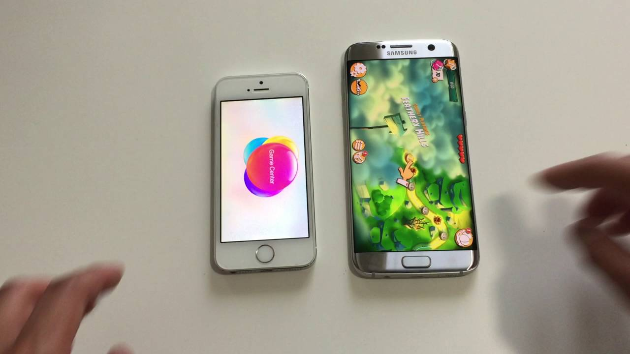 iphone se vs galaxy s7 antutu